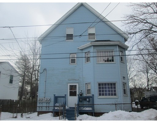 Multi-Family Home for Sale at 14 Clifton Avenue Lynn, Massachusetts 01902 United States