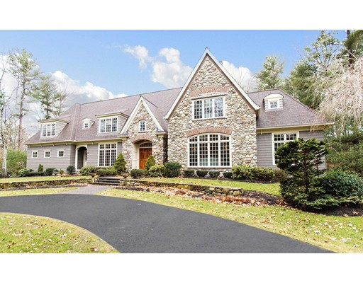 Casa Unifamiliar por un Venta en 63 Goodnow Road Sudbury, Massachusetts 01776 Estados Unidos
