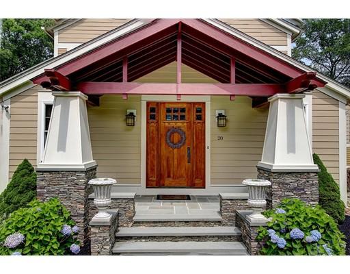独户住宅 为 销售 在 20 Louise Luther Drive 坎伯兰郡, 罗得岛 02864 美国