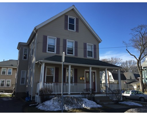 Single Family Home for Rent at 37 Pleasant Street Wakefield, Massachusetts 01880 United States