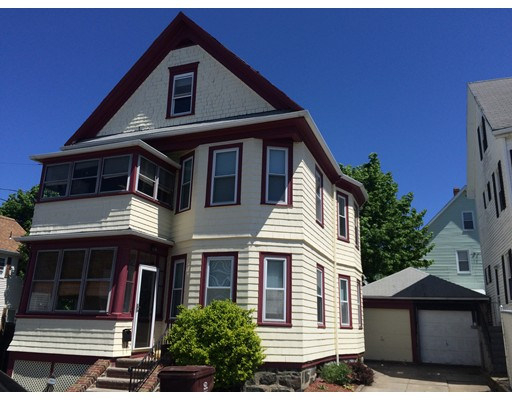 独户住宅 为 出租 在 1 Elwood Everett, 02149 美国