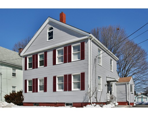 Multi-Family Home for Sale at 20 EMERSON STREET Stoneham, Massachusetts 02180 United States
