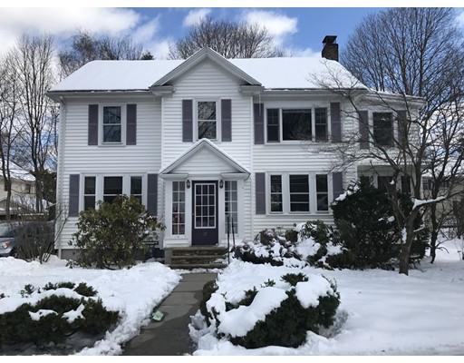 独户住宅 为 出租 在 37 Charlotte Road 牛顿, 02459 美国