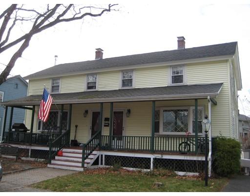 Single Family Home for Rent at 11 Demars Street Maynard, Massachusetts 01754 United States