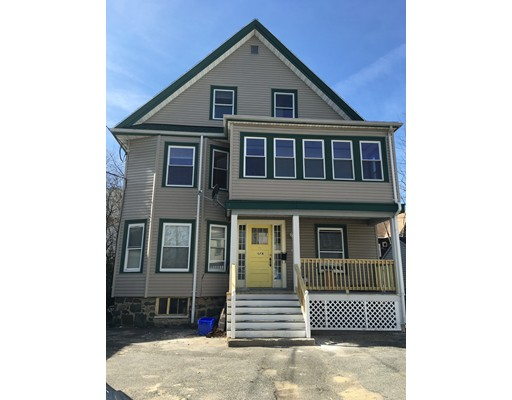 Single Family Home for Rent at 68 Cedar Street Malden, 02148 United States