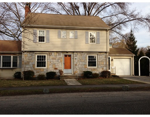 Single Family Home for Sale at 1 Rustic Road Stoneham, Massachusetts 02180 United States