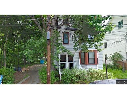 Single Family Home for Rent at 62 Line Somerville, Massachusetts 02143 United States