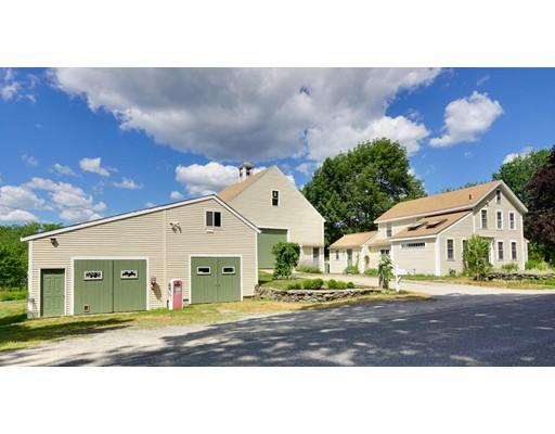 Nhà ở một gia đình vì Bán tại 127 S Bolton Road Bolton, Massachusetts 01740 Hoa Kỳ