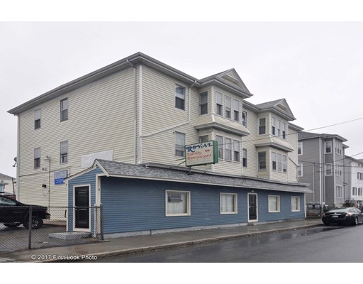 Commercial for Sale at 129 Division Street 129 Division Street Fall River, Massachusetts 02721 United States