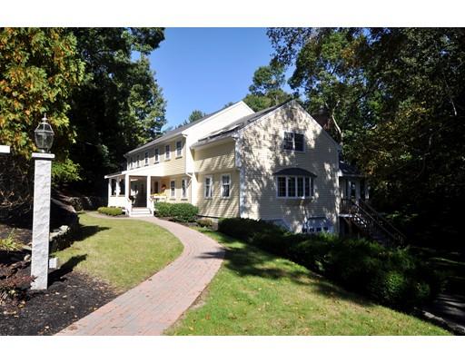 Частный односемейный дом для того Продажа на 5 Abbott Road Maynard, Массачусетс 01754 Соединенные Штаты
