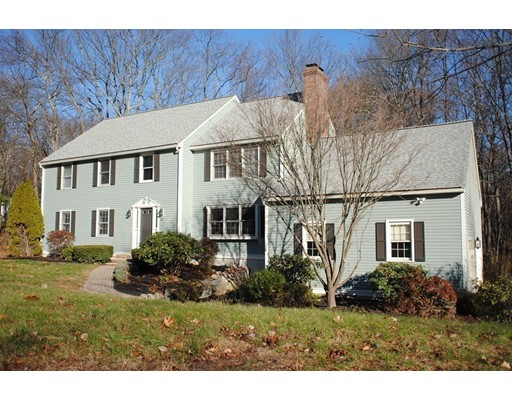 Single Family Home for Sale at 12 Graham Path Marlborough, Massachusetts 01752 United States