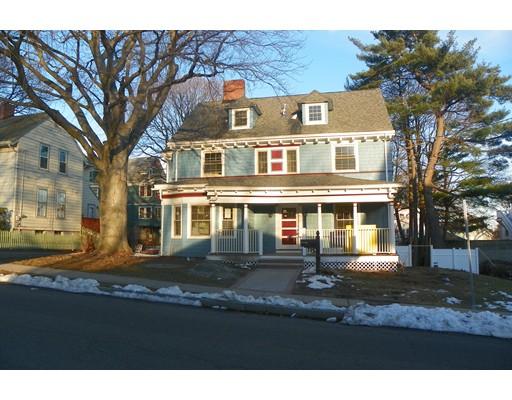 Частный односемейный дом для того Продажа на 29 Franklin Street Chelsea, Массачусетс 02150 Соединенные Штаты