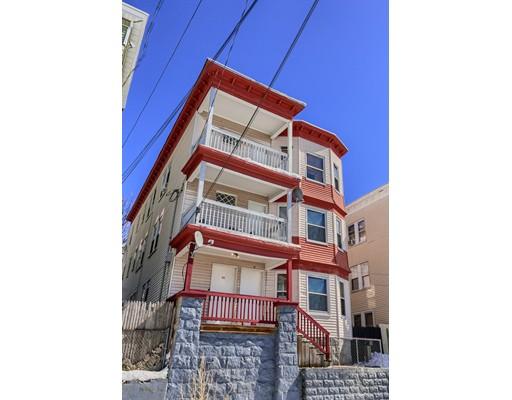 Casa Multifamiliar por un Venta en 21 Poplar Lawrence, Massachusetts 01841 Estados Unidos