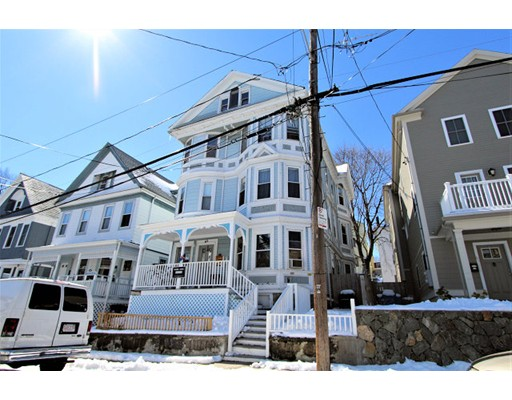 Multi-Family Home for Sale at 63 Wyman Street Boston, Massachusetts 02130 United States