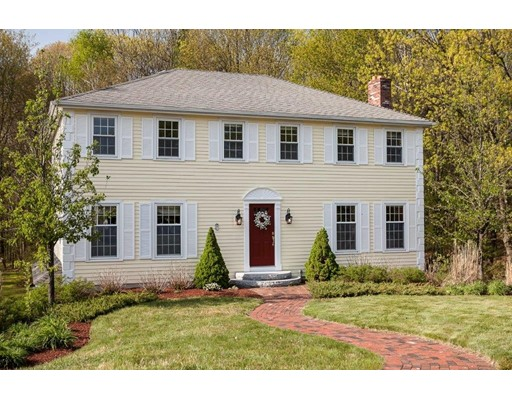 Single Family Home for Sale at 7 Quail Hollow Westborough, Massachusetts 01581 United States