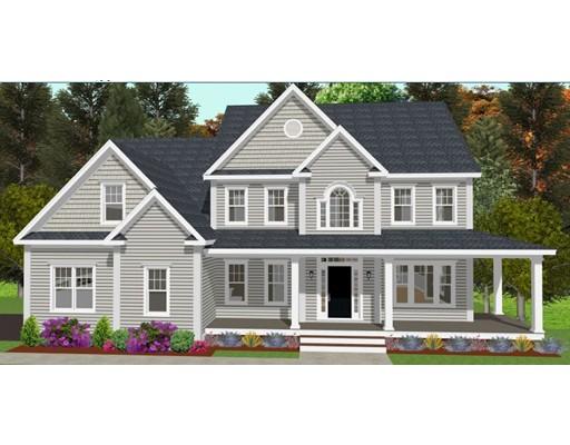 Частный односемейный дом для того Продажа на 2 Lantern Lane 2 Lantern Lane Plainville, Массачусетс 02762 Соединенные Штаты