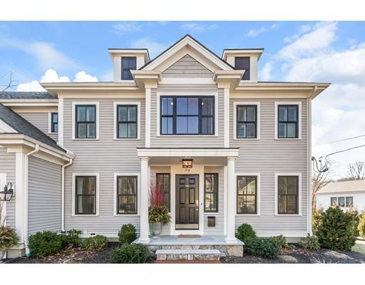 39 Middleby Rd, Lexington, MA 02421