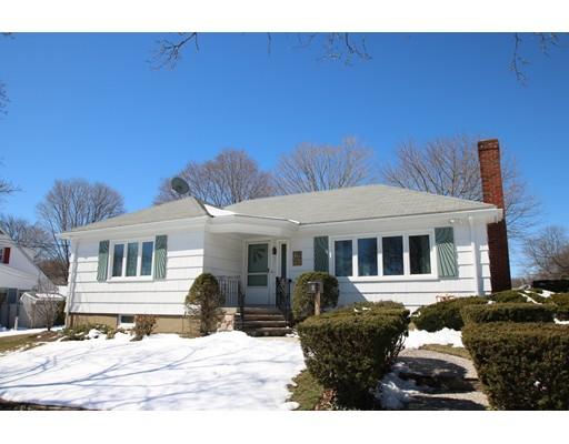 独户住宅 为 销售 在 Curtis Road Saugus, 马萨诸塞州 01906 美国