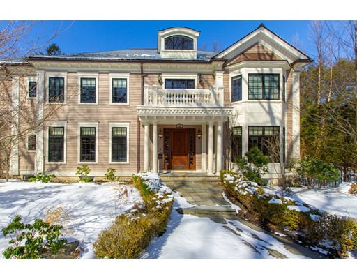 Single Family Home for Sale at 69 Denny Road Brookline, Massachusetts 02467 United States