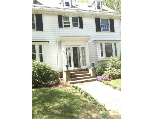 Single Family Home for Rent at 204 Pleasant Street Newton, 02459 United States