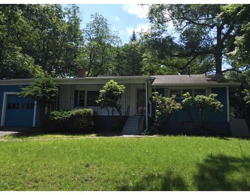Single Family Home for Rent at 44 Freemont Street Lexington, Massachusetts 02421 United States