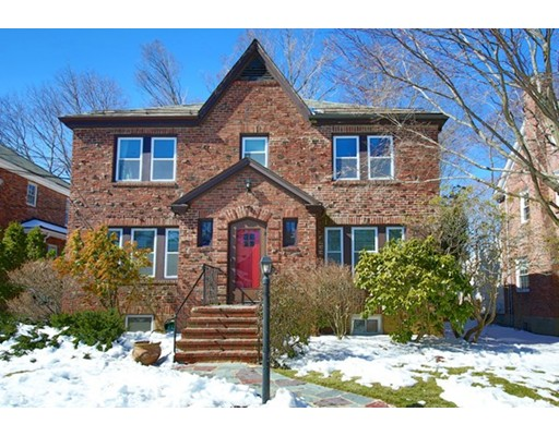 336 Russett Road, Brookline, MA 02467