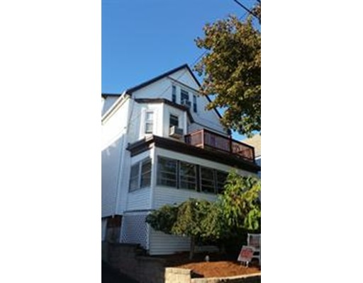 Многосемейный дом для того Продажа на 230 Campbell Avenue Revere, Массачусетс 02151 Соединенные Штаты