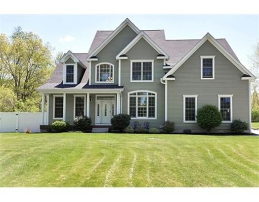 Single Family Home for Sale at 76 Merriam District Oxford, Massachusetts 01537 United States