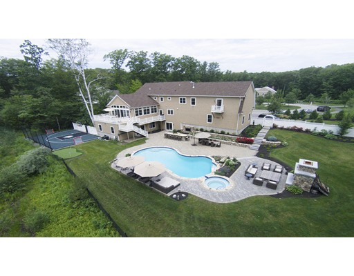 Single Family Home for Sale at 3 Blueberry Lane Georgetown, Massachusetts 01833 United States