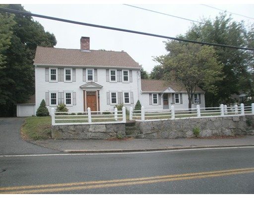 Single Family Home for Sale at 40 Central Street Millville, Massachusetts 01529 United States