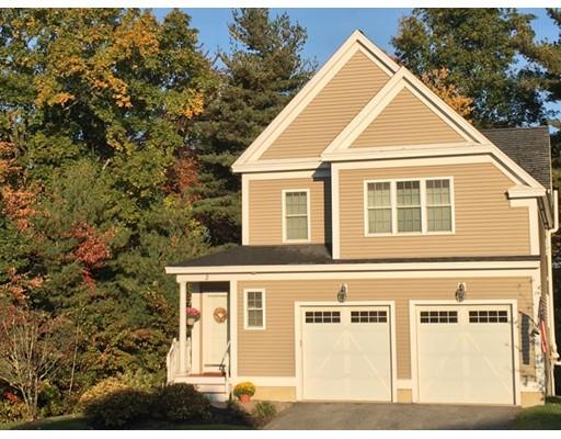 共管式独立产权公寓 为 销售 在 2 Longview Circle Ayer, 马萨诸塞州 01432 美国