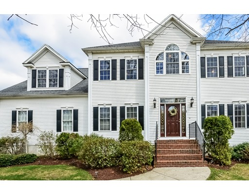 Single Family Home for Sale at 1 Symphony Drive Franklin, Massachusetts 02038 United States