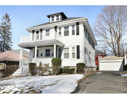Multi-Family Home for Sale at 165 Manthorne Road Boston, Massachusetts 02132 United States