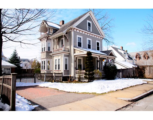 Single Family Home for Sale at 10 Elm Lawn Street Boston, Massachusetts 02122 United States