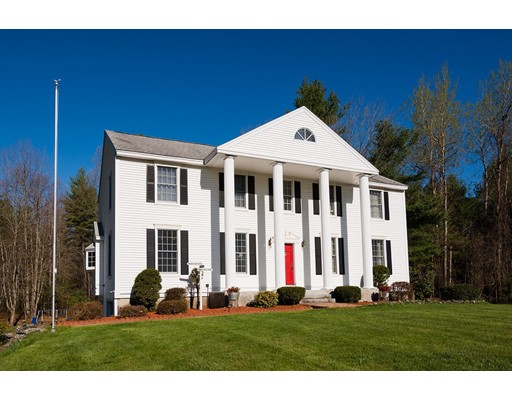Single Family Home for Sale at 55 Gilchrist Road Townsend, Massachusetts 01469 United States