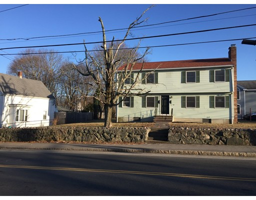 Single Family Home for Rent at 119 North Street Randolph, Massachusetts 02368 United States