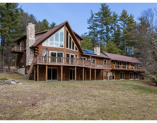 Casa Unifamiliar por un Venta en 444 Michael Sears Road Belchertown, Massachusetts 01007 Estados Unidos