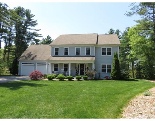 Single Family Home for Sale at 3 Redtail Lane Carver, Massachusetts 02330 United States