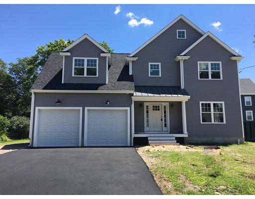 Single Family Home for Sale at 1 Park Avenue Foxboro, Massachusetts 02035 United States