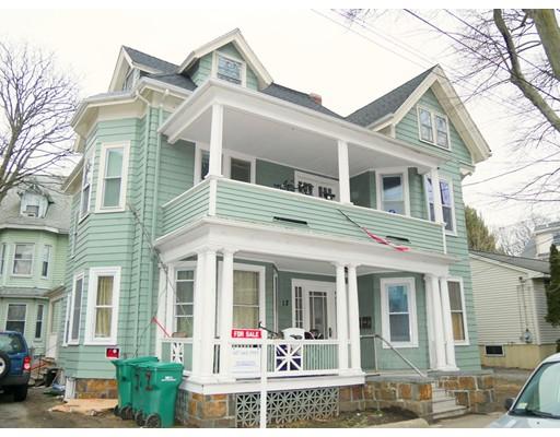 多户住宅 为 销售 在 12 Cherry Street 林恩, 马萨诸塞州 01902 美国