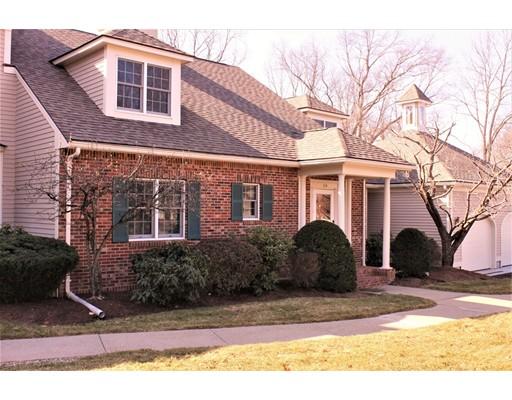 Condominium for Sale at 34 Powder Hill Way Westborough, Massachusetts 01581 United States