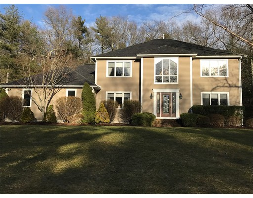 Casa Unifamiliar por un Venta en 18 Horizons Road Sharon, Massachusetts 02067 Estados Unidos