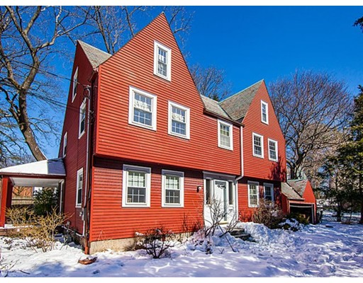 61 Hedge Rd, Brookline, MA 02445