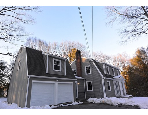 Single Family Home for Sale at 7 Rockwood Road Natick, Massachusetts 01760 United States