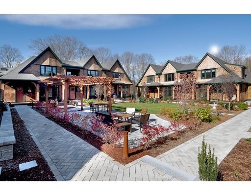 Appartement en copropriété pour l Vente à 3 Abbey Road 3 Abbey Road Sherborn, Massachusetts 01770 États-Unis