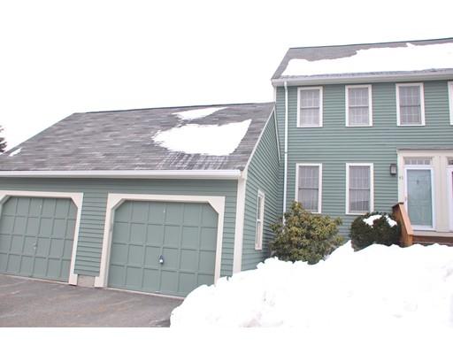 Condominium for Sale at 45 Brookdale Circle Shrewsbury, Massachusetts 01545 United States