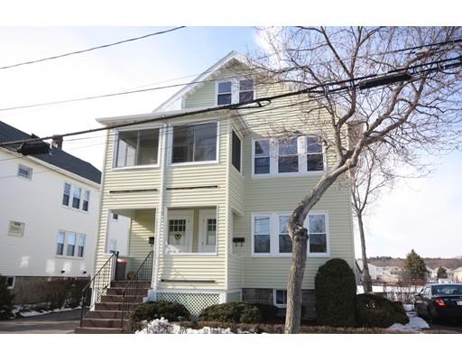 Multi-Family Home for Sale at 97 Bartlett Avenue Belmont, Massachusetts 02478 United States