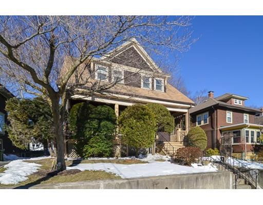 Casa Unifamiliar por un Venta en 54 Langdon Avenue Watertown, Massachusetts 02472 Estados Unidos