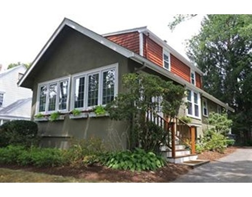 Single Family Home for Sale at 12 Intervale Road Wellesley, Massachusetts 02482 United States