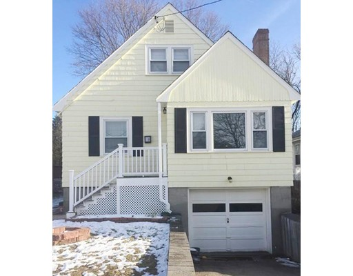 Single Family Home for Sale at 10 Amesbury Boston, Massachusetts 02132 United States